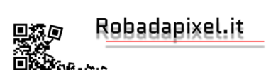 Logo robadapixel.it