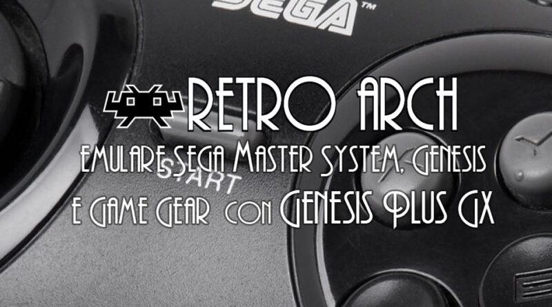 Genesis Plus GX