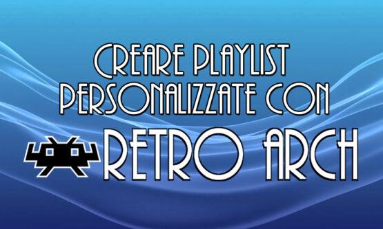 Featured Retroarch - Playlist