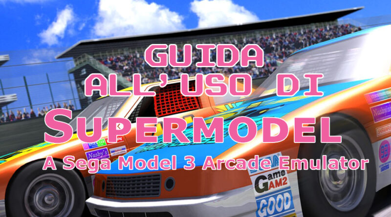 Featured Supermodel - Guida all'uso