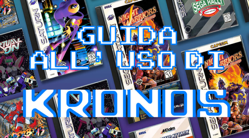 featured kronos - guida all'uso