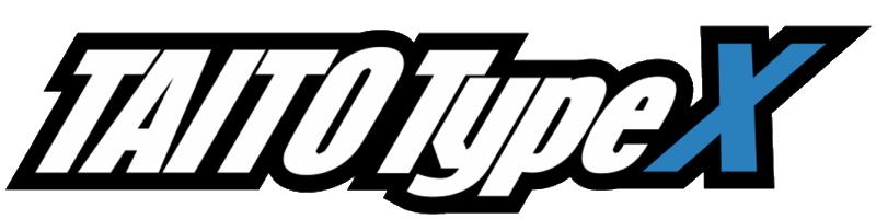 Type X logo