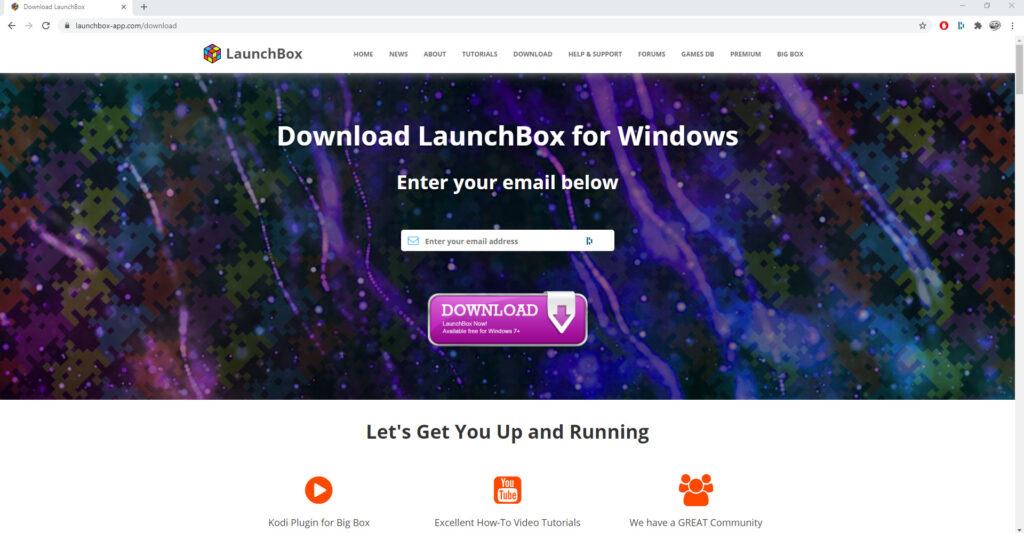 LaunchBox Download