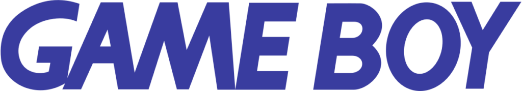 Nintendo GameBoy logo
