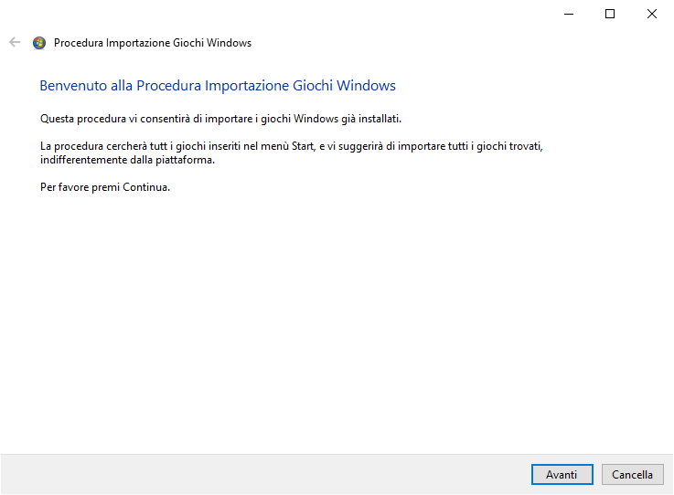 LaunchBox import Windows games
