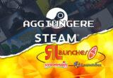 Aggiungere giochi Steam a RocketLauncher