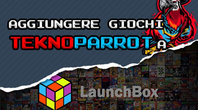 Featured Teknoparrot - LB