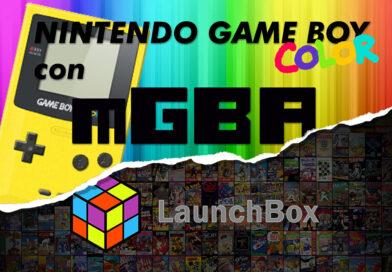 mGBA - GB Color - LB
