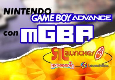 Featured mGBA - GBA - HS