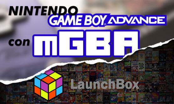 Featured mGBA - GBA - LB