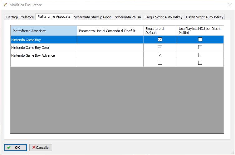 mGBA - LB default platform