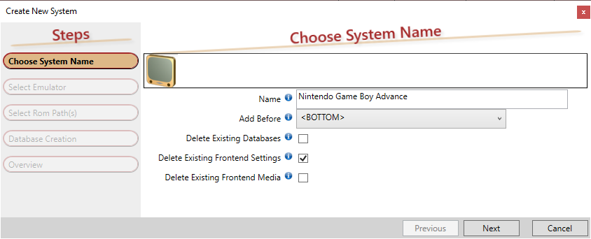 mGBa add GBA system