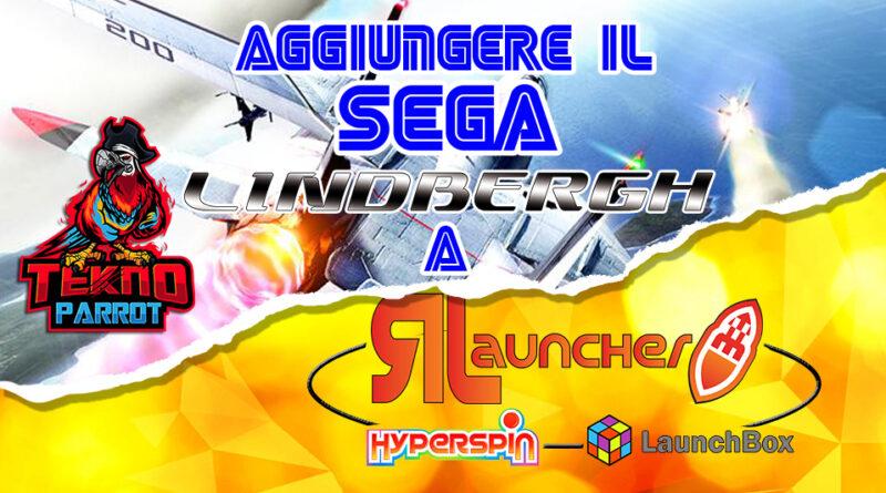 featured Teknoparrot - Sega Lindbergh HS