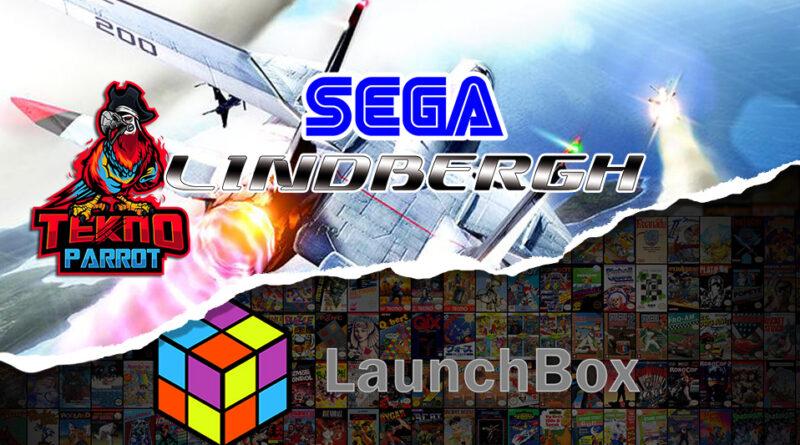 Featured Teknoparrot - Sega Lindbergh LB