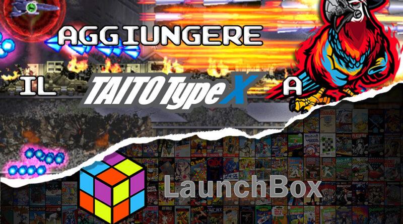 Featured Teknoparrot - Type X LB