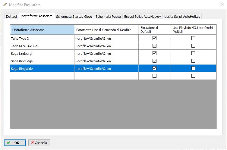 Teknoparrot RingWide - Default sys