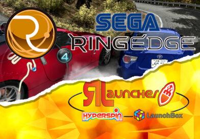 Featured Teknoparrot - Sega Ringedge HS