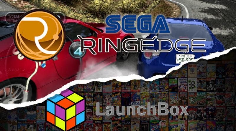 featured Teknoparrot - Sega Ringedge LB
