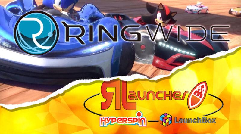 featured Teknoparrot - Sega Ringwide HS