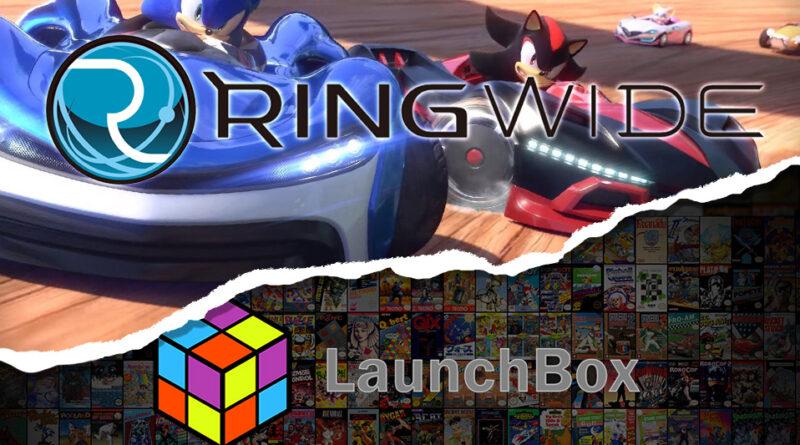featured Teknoparrot - Sega Ringwide LB