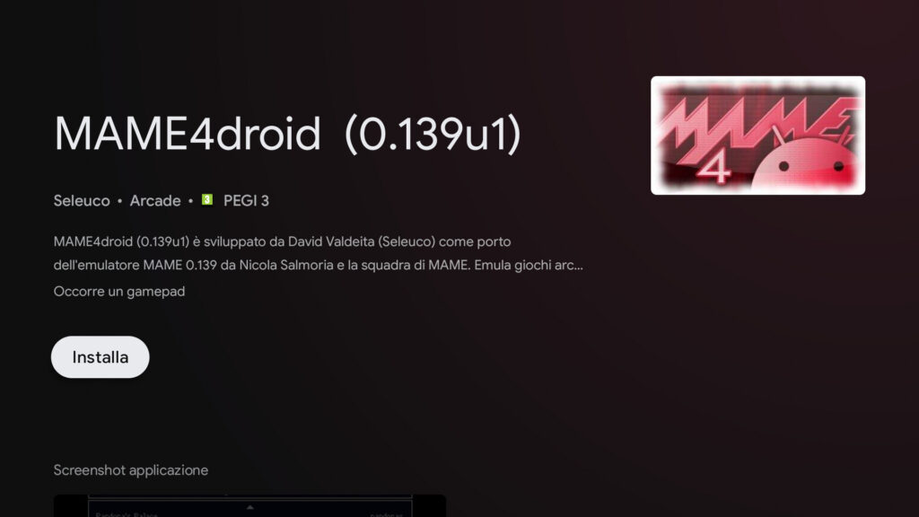 MAME4droid download