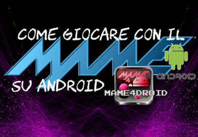 featured MAME - Android MAME4droid