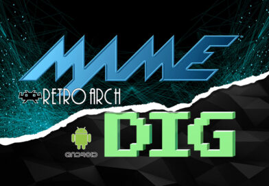 Featured MAME Retroarch - DIG