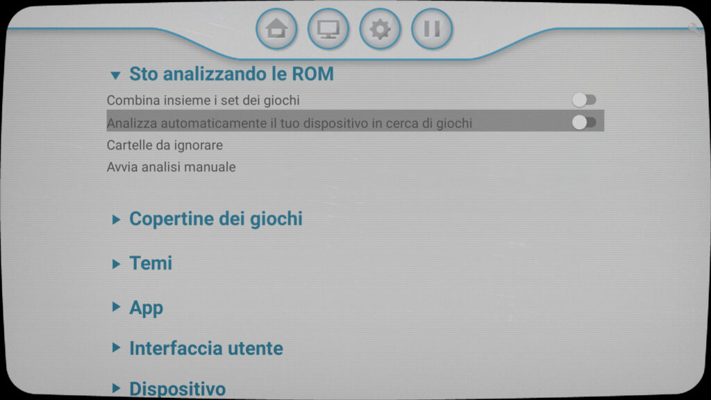 DIG Android Option rom scan